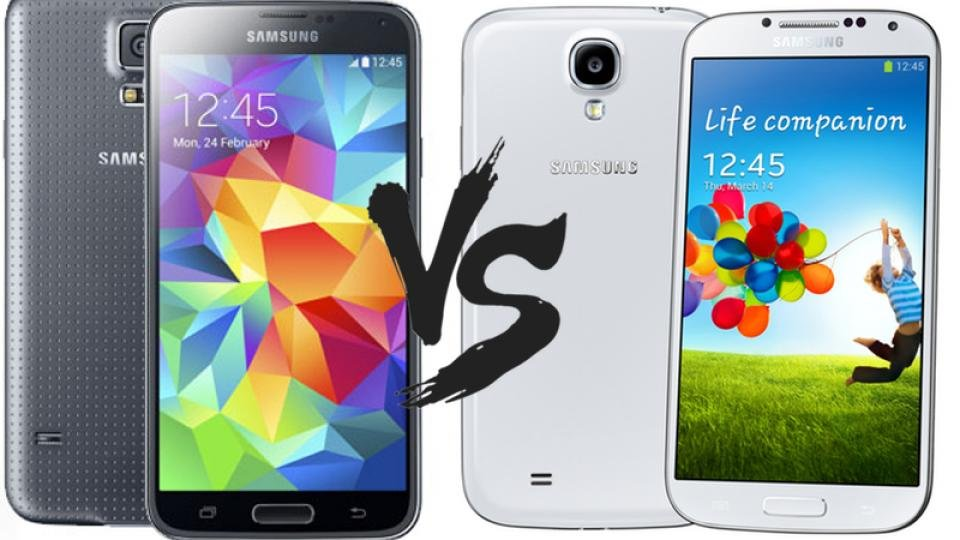 Samsung Galaxy S5 Vs Galaxy S4 Should You Upgrade Expert Reviews