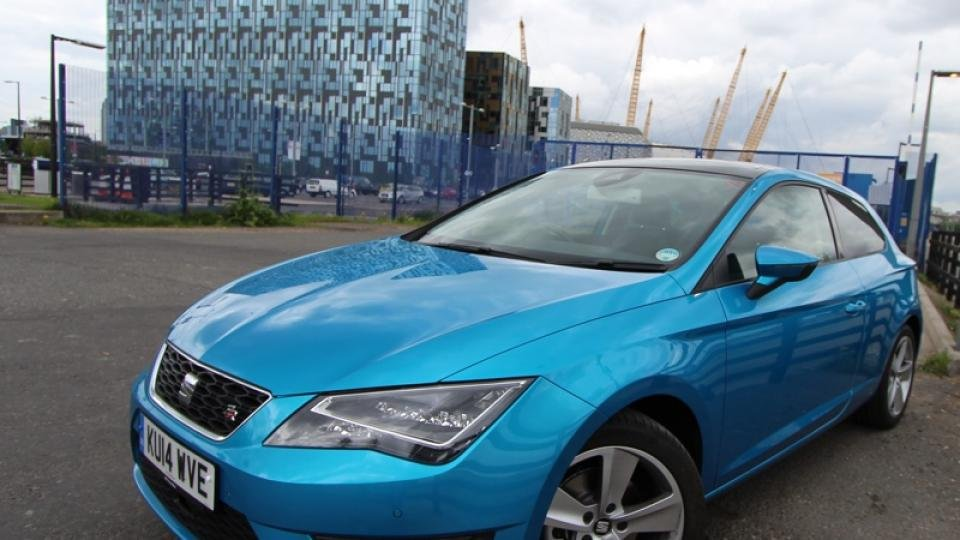 Seat leon sc fr tdi technology and in car entertainment