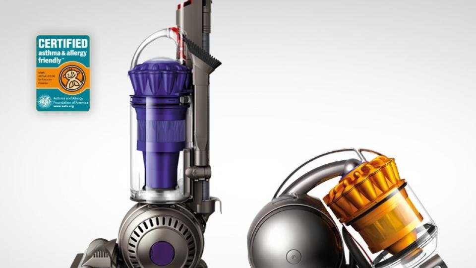 Dust Busting: Dyson talks allergies and how to keep them out