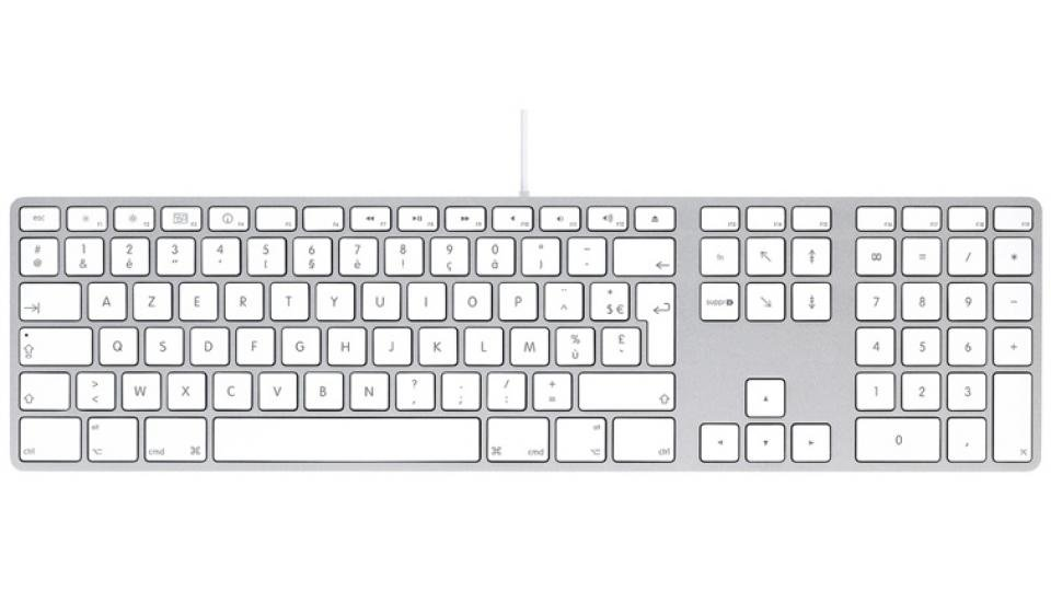 apple keyboard windows 10