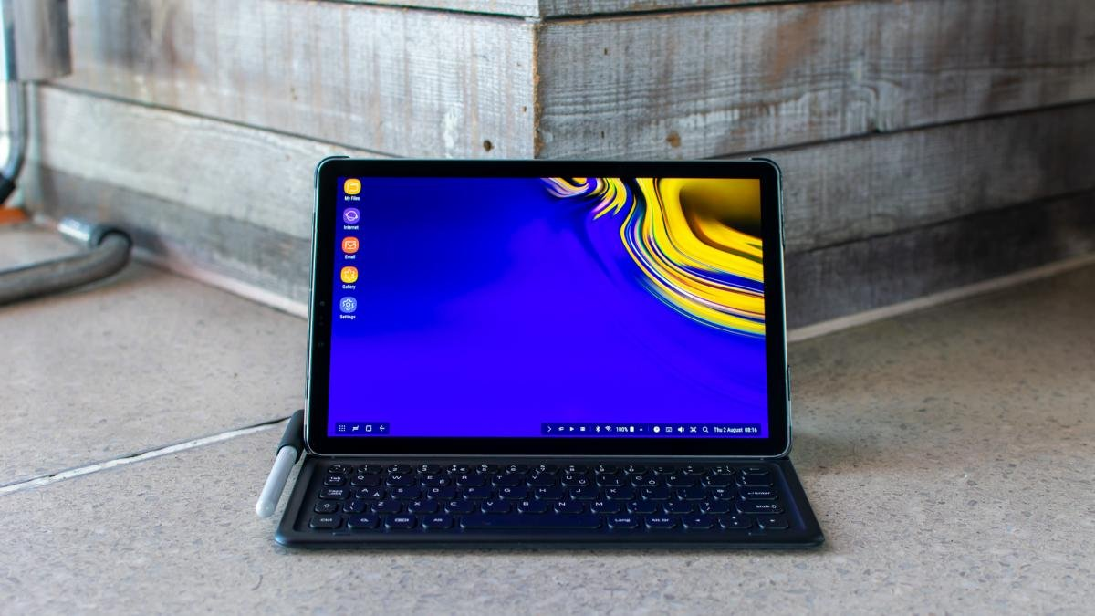 Samsung Galaxy Tab S4 review: An ambitious Android-powered rival to