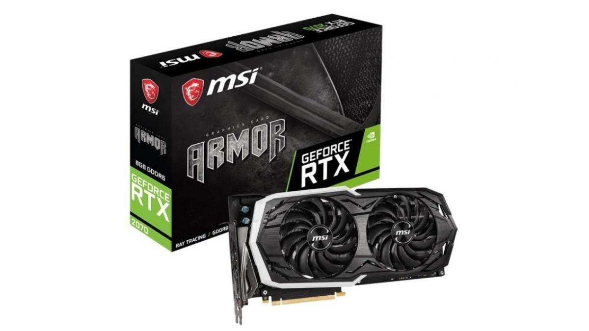 MSI GeForce RTX 2070 Armor 8G review: Affordable power (sort of