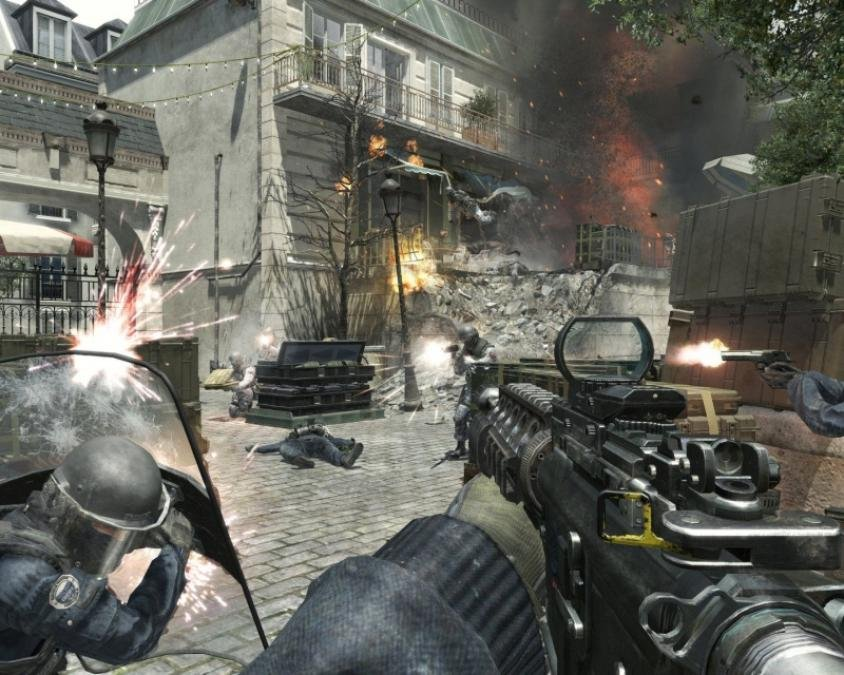call of duty modern warfare 3 multiplayer download pc