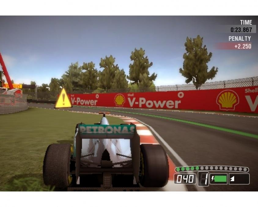 F1 2011 review (PS Vita) | Expert Reviews