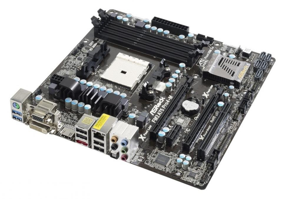 Driver for Asrock A75 Pro4 XFast USB