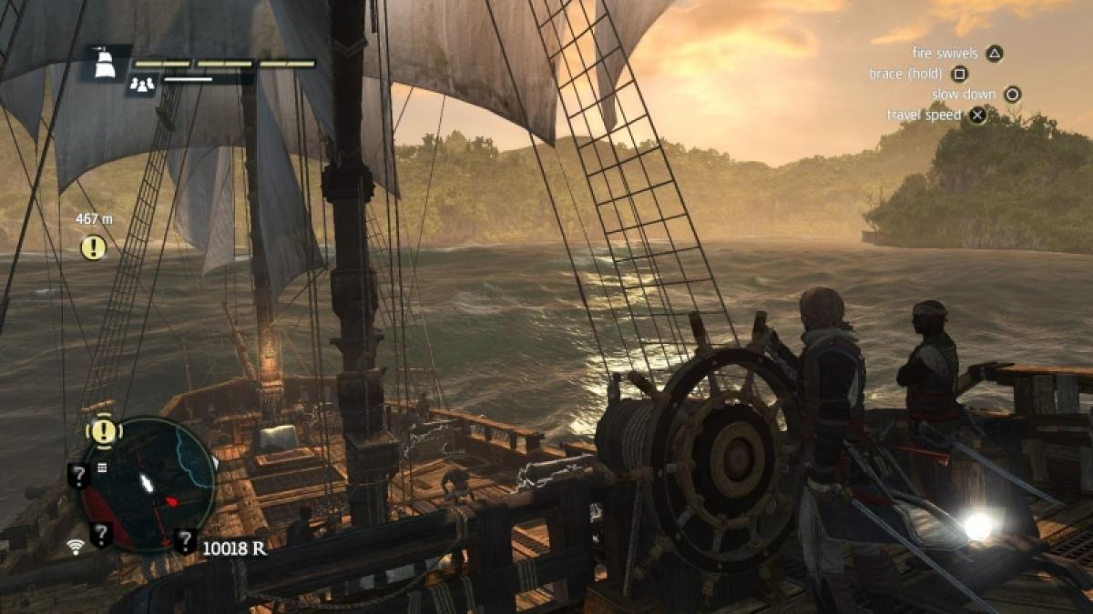 Ac4 Ps4 Review Assassins Creed 4 Black Flag Expert Reviews
