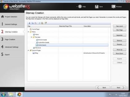 Website X5 | Nederlands | Webdesign Software