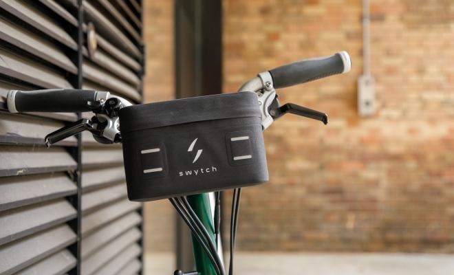 Swytch e-bike kit review: Electrify your folding bike on the cheap