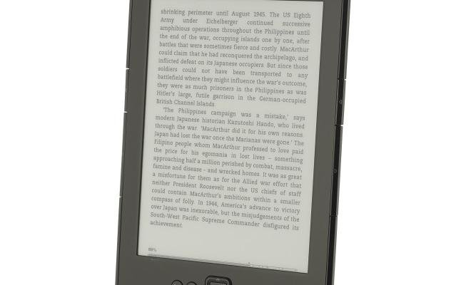 Amazon Kindle vs Paperwhite vs Oasis: Which Amazon ebook